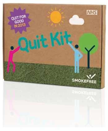 NHS Free Quit Smoking Kit
